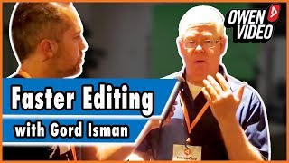 Editing Tips for Total Beginners (How to edit faster) with Gord Isman & Owen Video - #videomarketing
