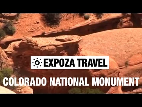 Colorado National Monument (USA) Vacation Travel Video Guide