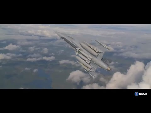 Saab Group - Brazil Gripen NG Multi-Role Fighter [720p]