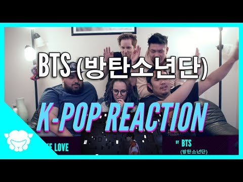 Non-Kpop Fans REACT to BTS (방탄소년단) - Fake Love & Mic Drop [EP 1]