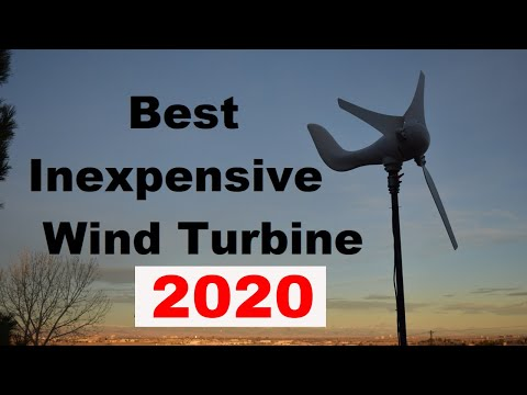 Is This 💰Cheap Turbine💰 Really 400 Watts? Best Value for 2020?