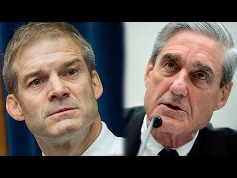 Jim Jordan Meets Robert Mueller and He's PISSED!!!!