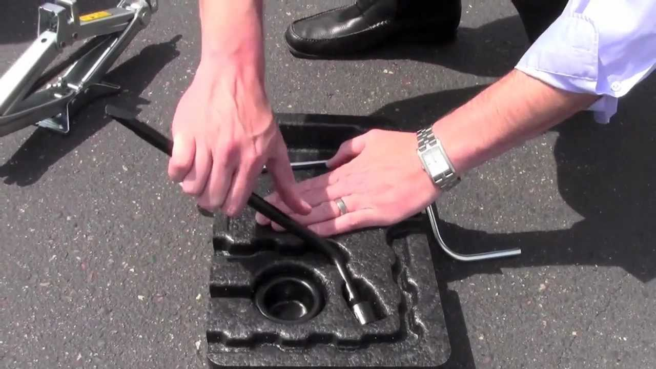 2011 Toyota Corolla Jack And Tool Kit How To By