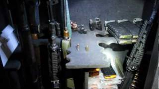My Gun Safe And Modifications