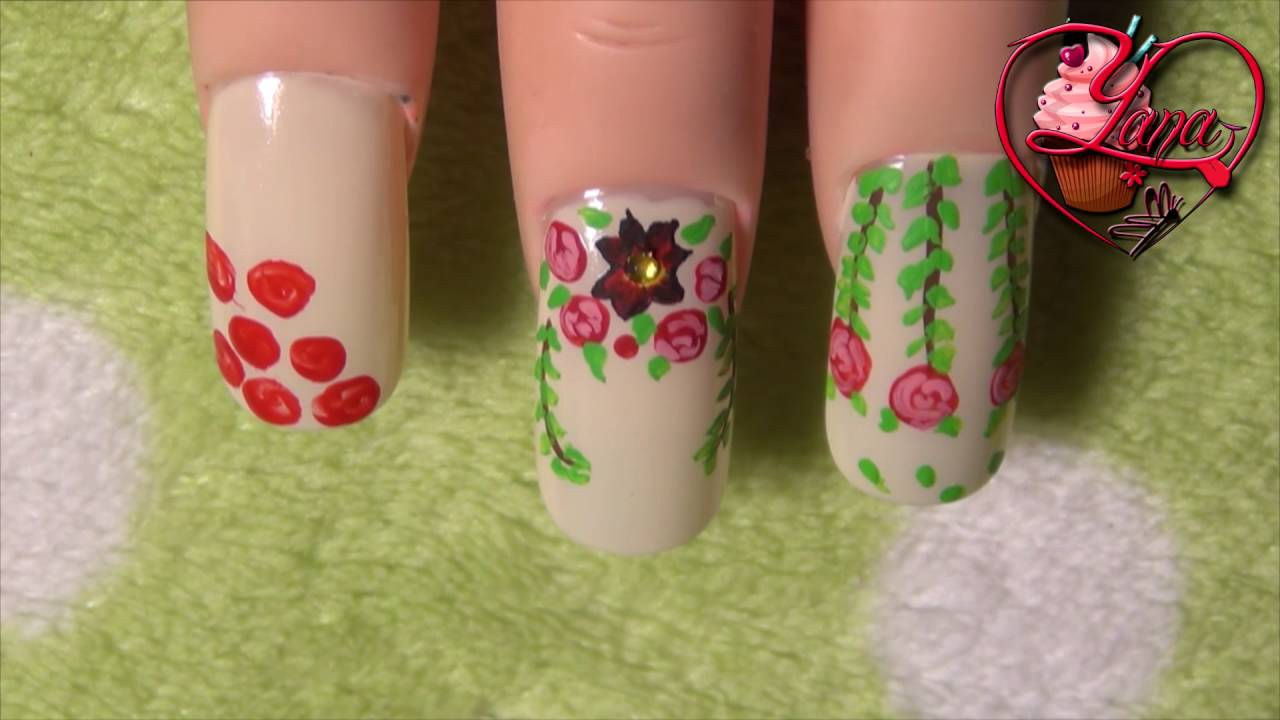 Lujoso Diseños De Uñas De Color Rosa Fucsia Fotos - Ideas de Pintar ...