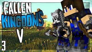 FALLEN KINGDOMS AVEC MODS V : FLAMBY ! | JOUR 3 - Minecraft FK Moddé thumbnail