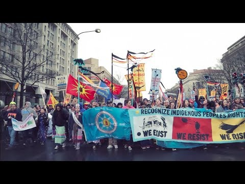Standing Rock Sioux Tribe Clean Water Campaign