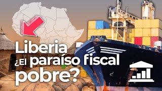 ¿Por qué LIBERIA es una POTENCIA NAVAL? - VisualPolitik