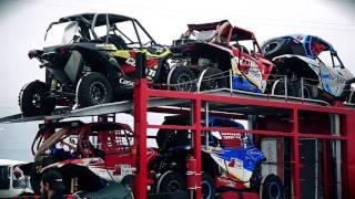 Imagens do Parque de Apoio - Sexta-feira - Rally Rota SC 2016