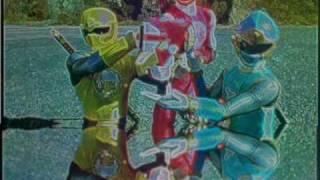power Rangers Ninja Storm (Dj Plasmic Nebula Remix)