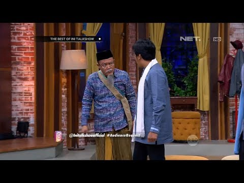 Andre Ribut Sama Kakek Rese - The Best Of Ini Talk Show