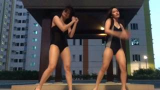 That's What I Like dance cover by Madc and Jaki