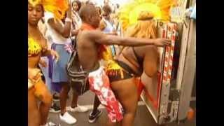 Bumper Riding @ Notting Hill Carnival 2013
