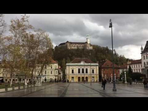 Ljubljana autumn