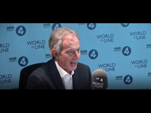 Tony Blair Says The 52% Are Stupid And Have Been Hijacked - 23/04/2017