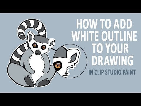 how-to-add-white-outline-to-your-drawing-|-clip-studio-paint-tutorial-(manga-studio-5-tutorial)