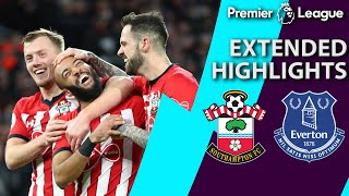 Southampton v. Everton | PREMIER LEAGUE EXTENDED HIGHLIGHTS | 1/19/19 | NBC Sports