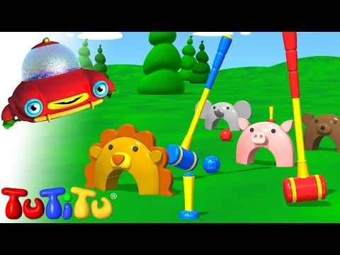 TuTiTu Toys | Croquet Set