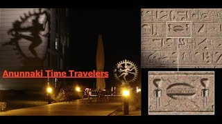 Anunnaki & Nephilim Time Travelers from Earth?  Connecting CERN, Shiva & Ancient Texts