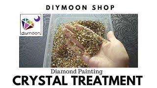DIYMOON SHOP Crystal Treatment   Diamond Painting