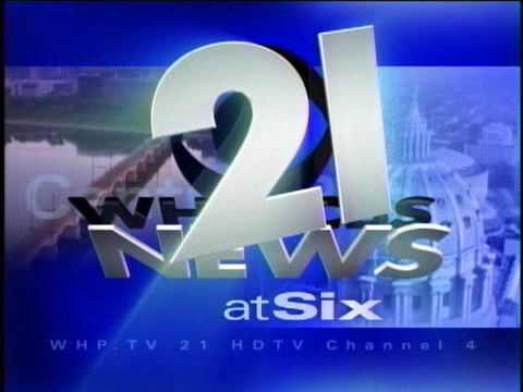 WHP CBS 21 News at SIx