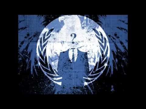 Anonymous Theme Song Original Music VS Illuminati Web Radio