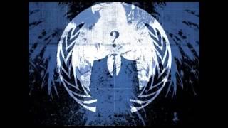 Anonymous Theme Song Original Music VS Illuminati Web Radio