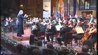 Yura Lee, violin - Tchaikovsky Violin Concerto (2 of 4)
