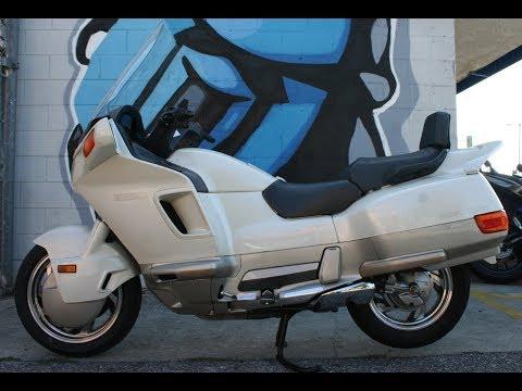 1989 Honda PC800 ...Tour the Pacific Coast on this bike!