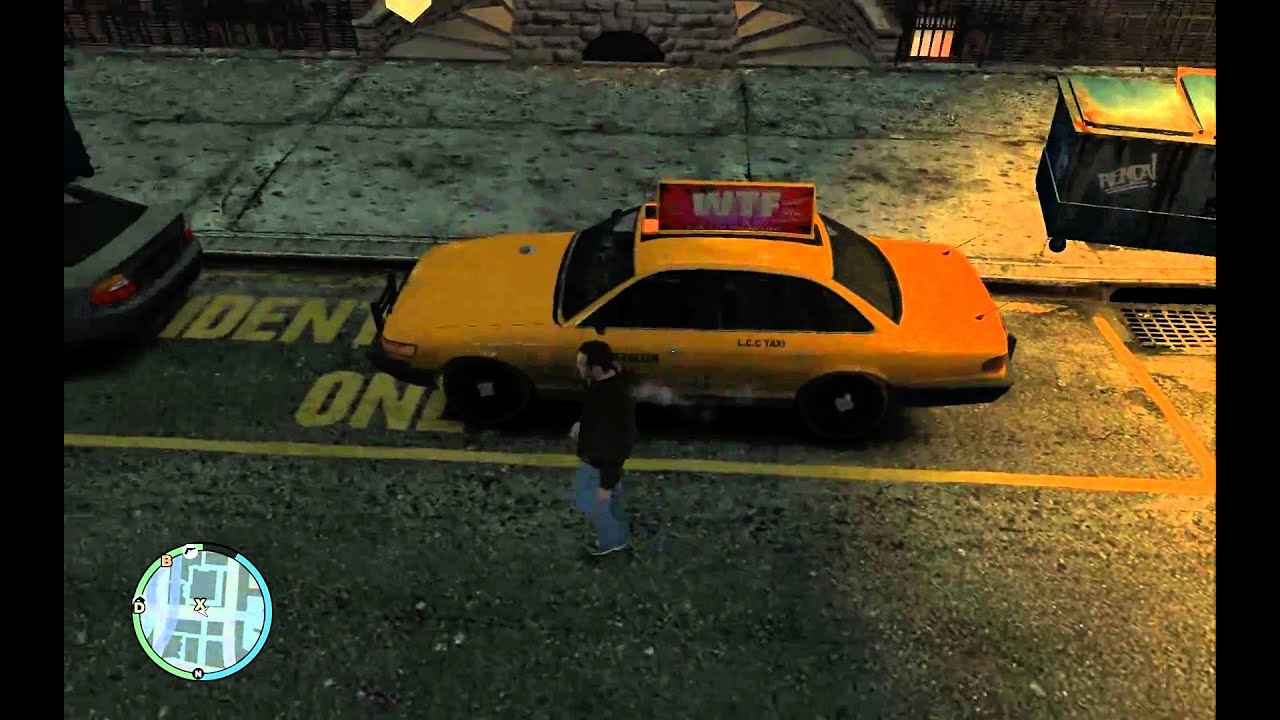 [HD] Grand Theft Auto IV RolePlay mod - YouTube