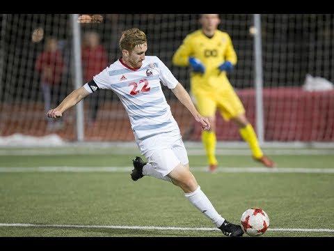 Luke Read NCAA Division 1 Career Soccer Highlights