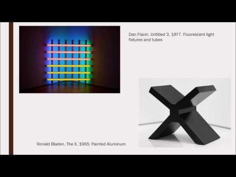 Minimalism - Modern Art Movements