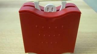 Hercules Toothpick Man Holder Novelty Dispenser - Fun Kitchen Gadget!