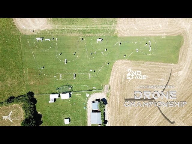 FPVNation Luxembourgish Drone Championship 2019 - Stage 2