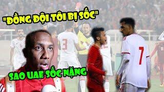 Tin bóng đá Việt Nam 15/11: Sao UAE SỐC/NẶNG mô tả sự HOANG MANG của đội sau trận thua Việt Nam