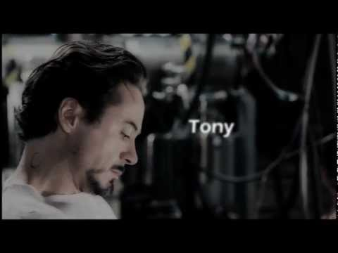 tony&bruce | please don't cry, you liar