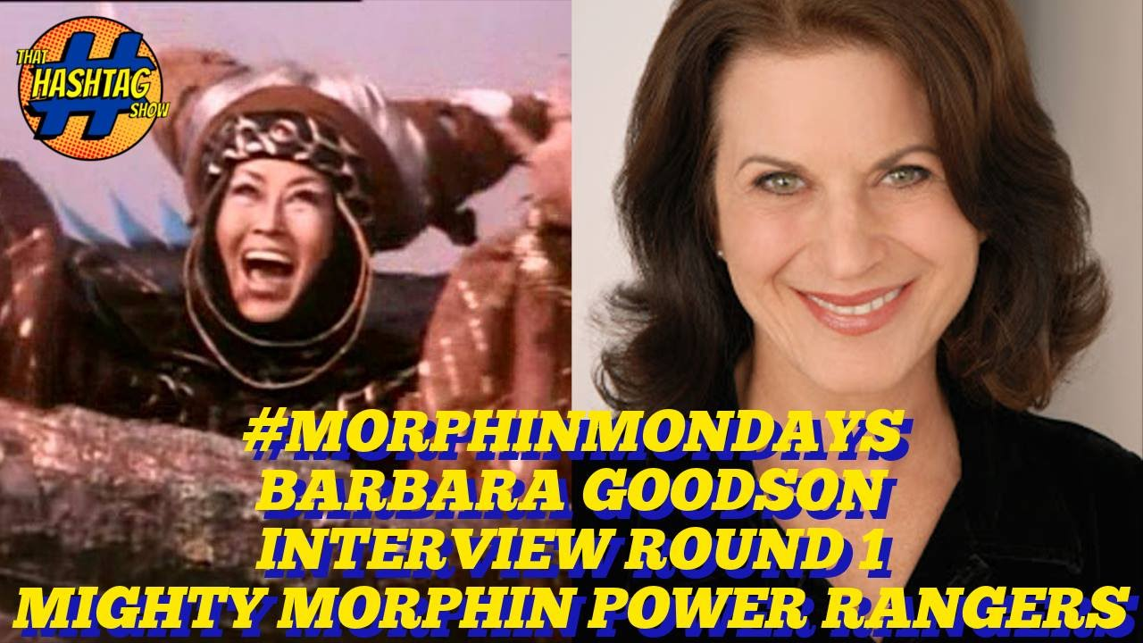 barbara goodson behind the voice actors