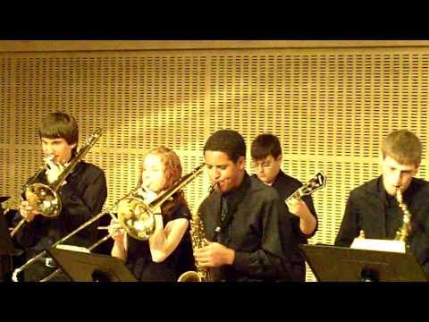 Adelphi University All Star HS Jazz Band