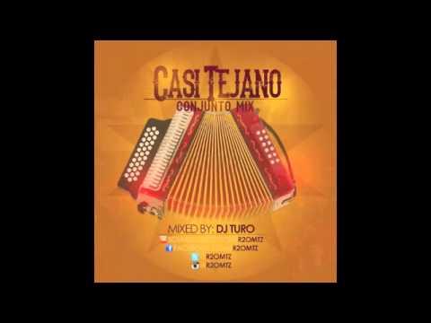 "DJ Turo - ""Casi Tejano 2"" Conjunto Mix"