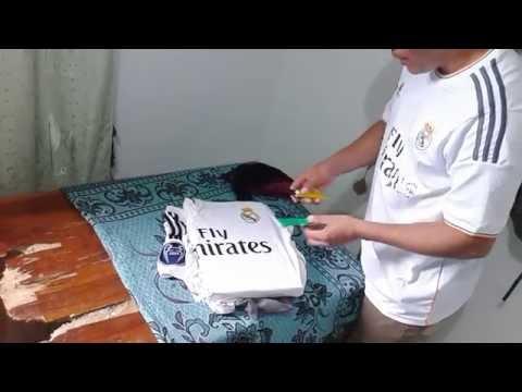 Como pegar los parches y letras de las camisetas