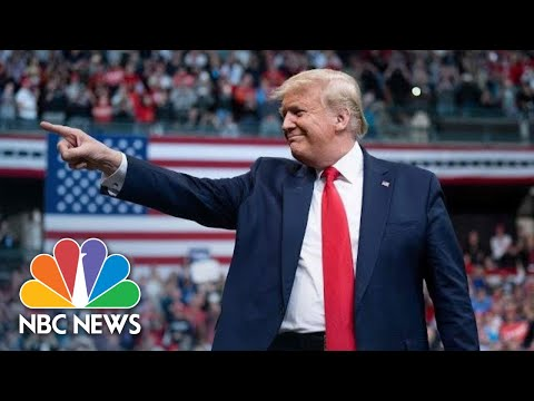 Trump Holds Rally in Tulsa, Oklahoma | NBC News