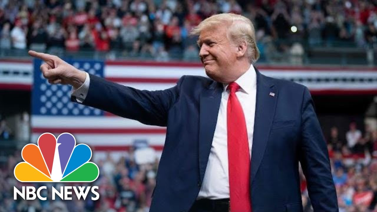 Live: Trump Holds Rally in Tulsa, Oklahoma | NBC News