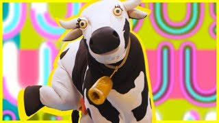 ¡A Bailar La Vaca Lola! | La Granja de Zenón