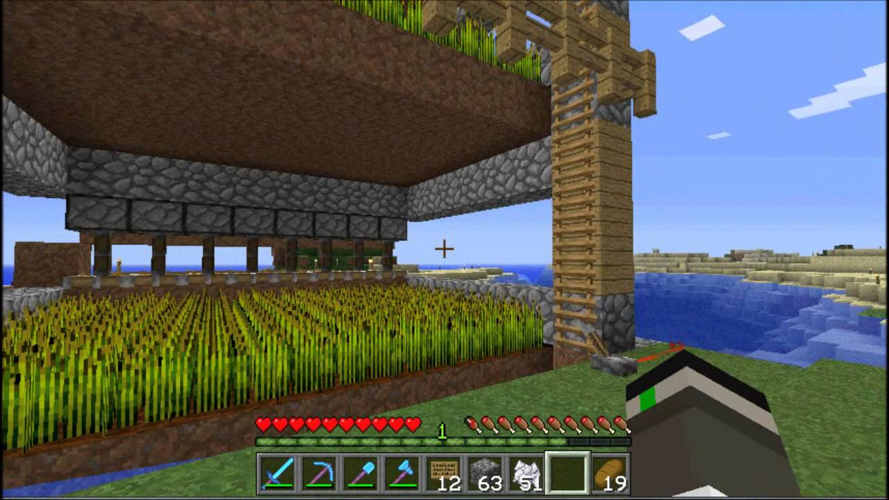 how to get levels in minecraft