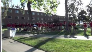 Bulldog Beat 2013 University Courtyard Concert Part 9