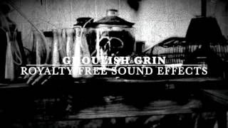 Carnival Sounds - Ghoulish Grin Royalty Free Sound Effects