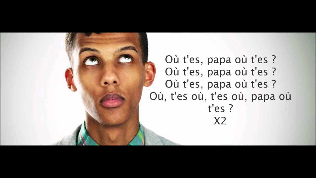 video stromae papaoutai gratuit