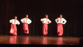 Boys Russian Ballet dance -CASATSCHOK