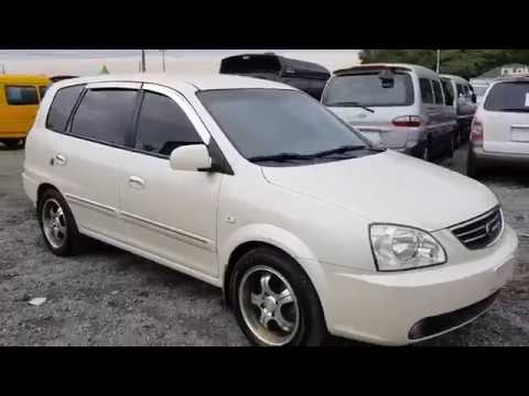 [Autowini] 2002 Kia Carens II LX Manual  YouTube