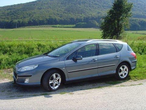 Peugeot 407 SW  недооцененная модель  отзыв владельца ПЕЖО 407